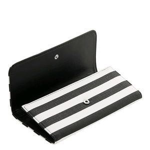 Kut from the Kloth Accessories - Kut From The Kloth Slim Striped Wallet Tri-fold